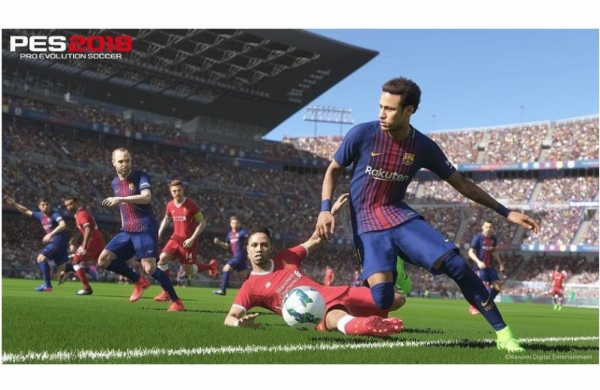 PS3 Pro Evolution Soccer 2018 - Premium Edition