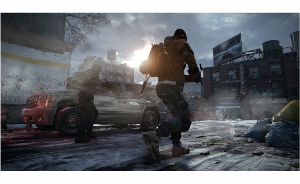 PS4 Tom Clancys: The Division CZ