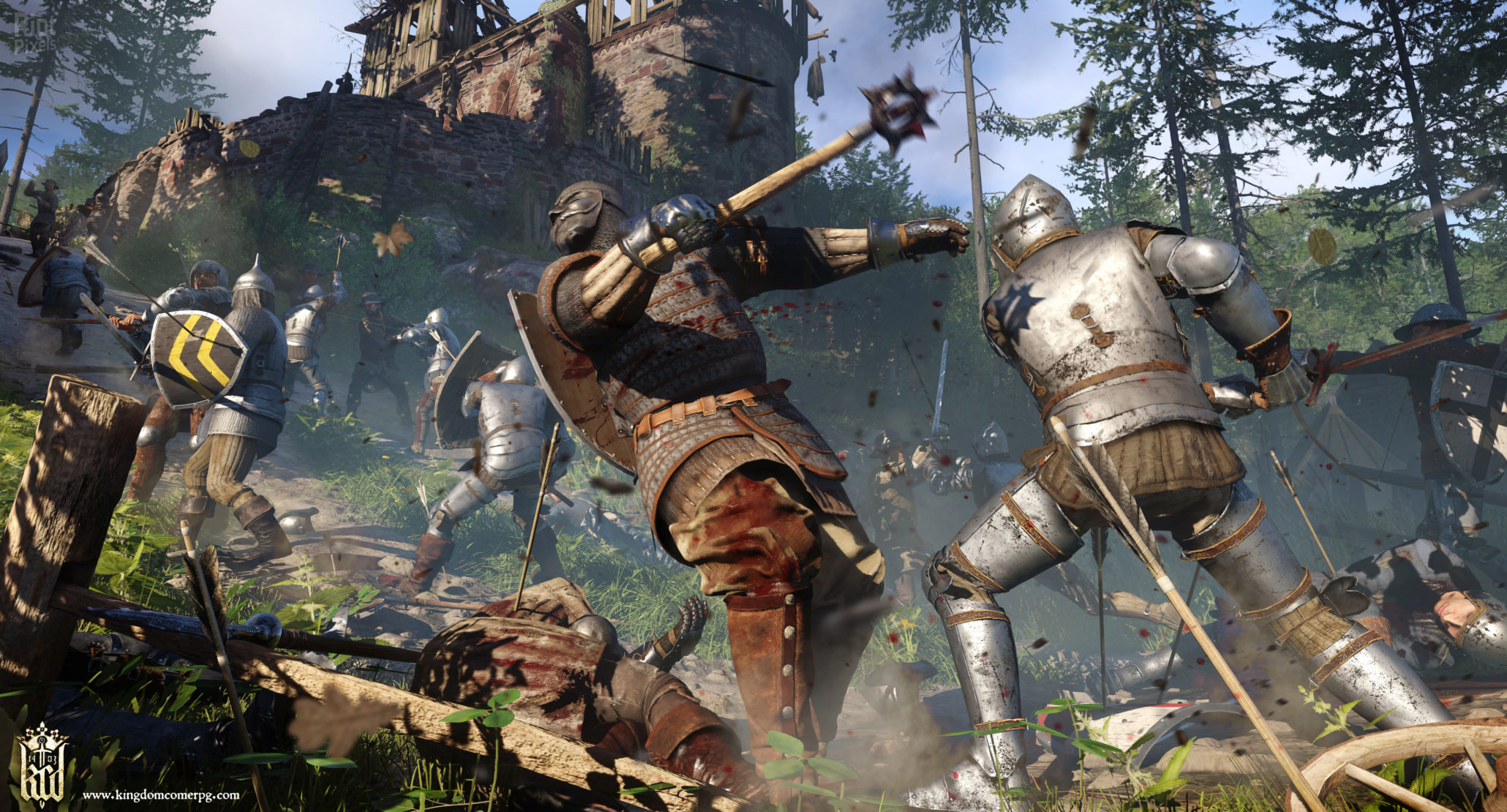 PS4 Kingdom Come: Deliverance CZ