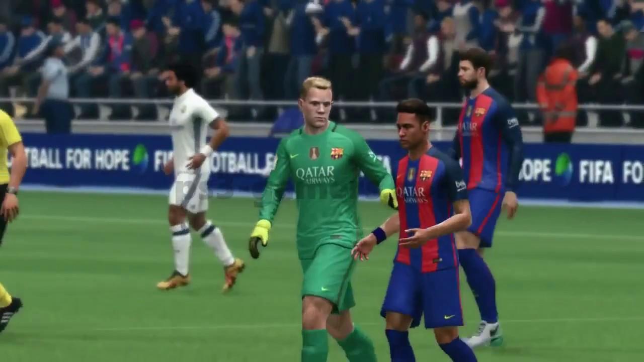 XBOX 360 FIFA 17